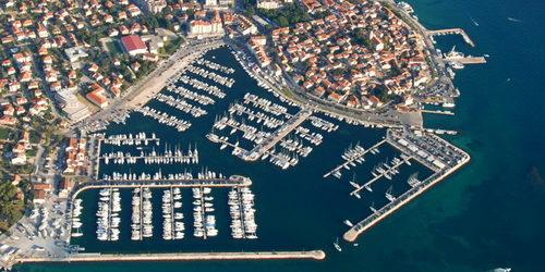 Trend Travel Yachting Charter Kroatien, ab Biograd, Marina Kornati.