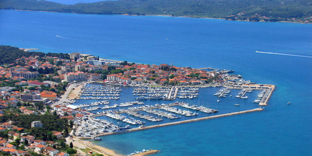 Trend Travel Yachting, Charter ab Biograd.