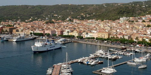 Yachtcharter Sardinien Carloforte