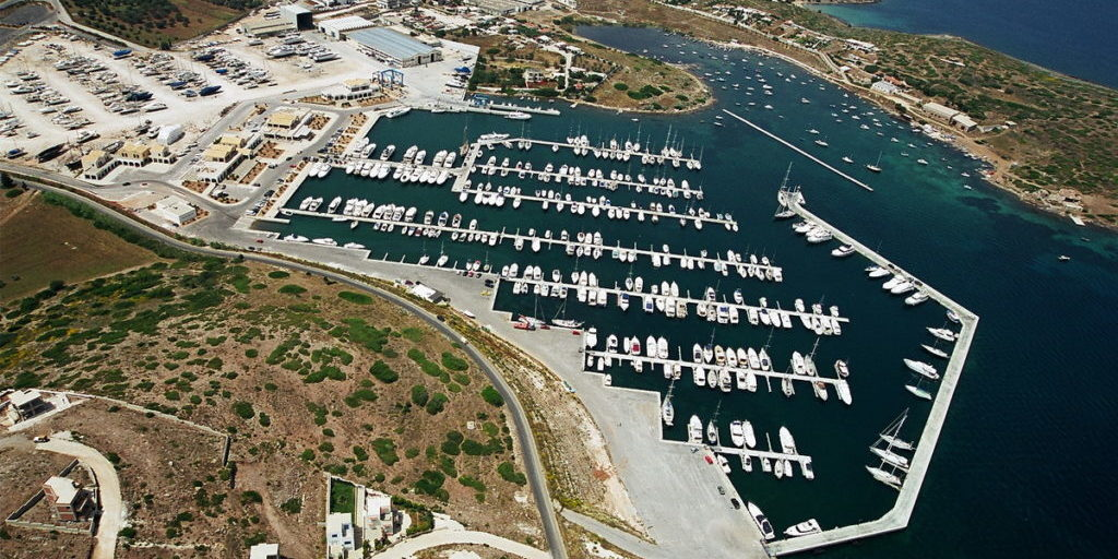 Trend Travel Yachting Charter ab Lavrion Olympic Marina