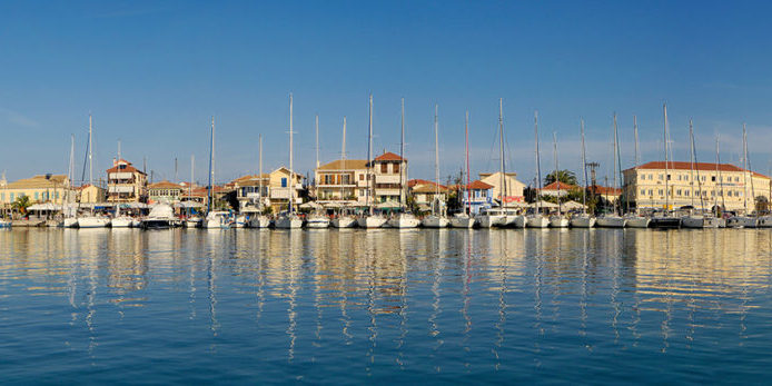 Trend Travel Yachting Charter ab Lefkas D Marina