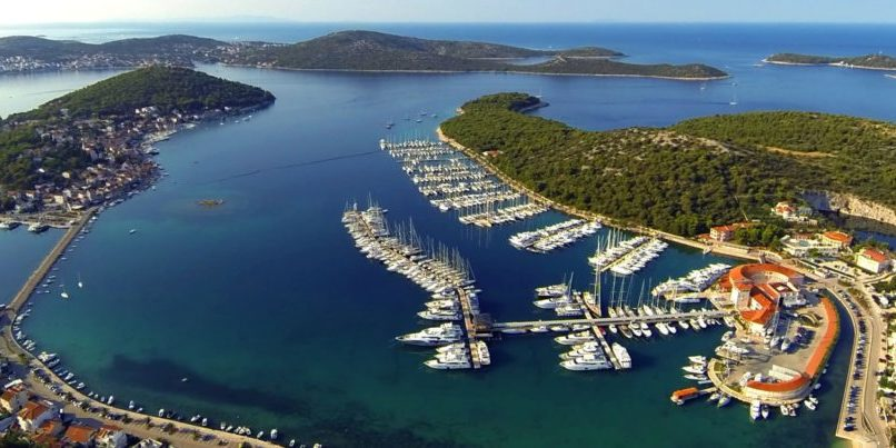 Trend Travel Yachting, Charter ab Marina Frapa