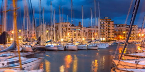 Palermo La Cala -Trend Travel Yachting