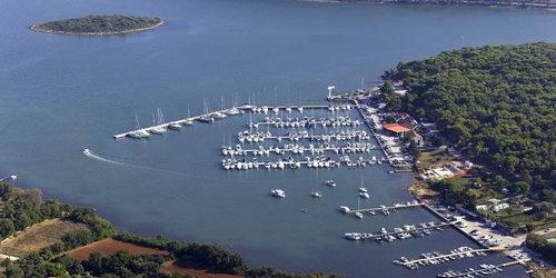 Trend Travel Yachting, Charter Kroatien. Segeln ab Pomer, ACI Marina