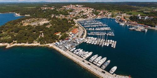Trend Travel Yachting, Charter Kroatien ab Porec, Vrsar.