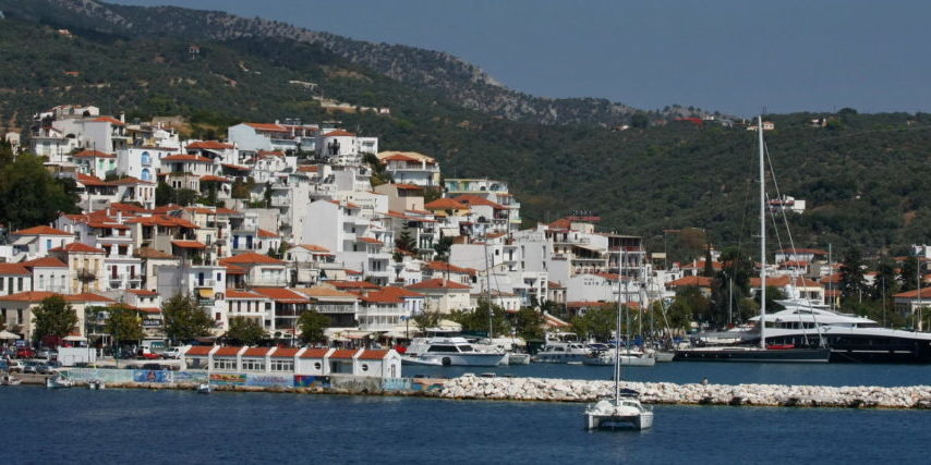 Trend Travel Yachting Charter ab Port Skiathos