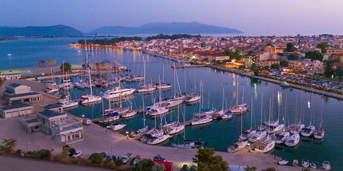 Trend Travel Yachting Charter ab Preveza