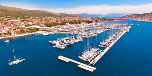 Trend Travel Yachting Charter ab Seget Marina Baotic