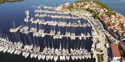 Trend Travel Yachting, Charter ab Sibenik, Marina Mandalina