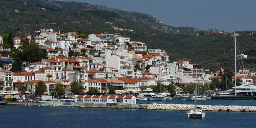 Trend Travel Yachting Charter ab Skiathos