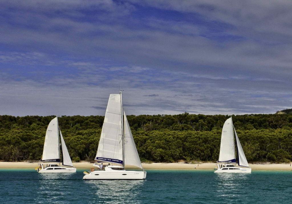 Trend Travel Yachting Australien Whitehavenbeacht