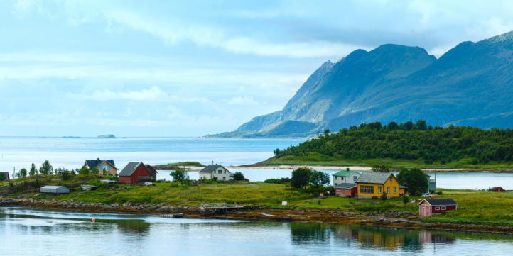 Trend Travel Yachting Charter Norwegen, Lofoten