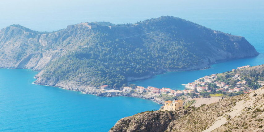 Trend Travel Yachting Charter ab Kefalonia