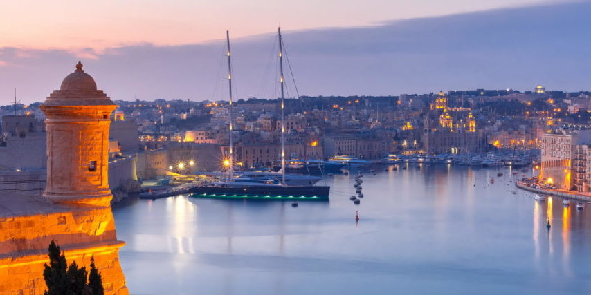 Trend Travel Yachting Malta ab Valetta