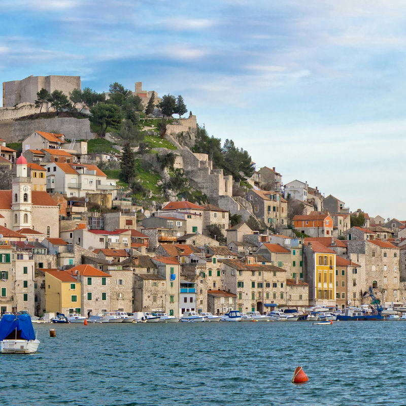 Trend Travel Yachting, charter Sibenik, Panorama