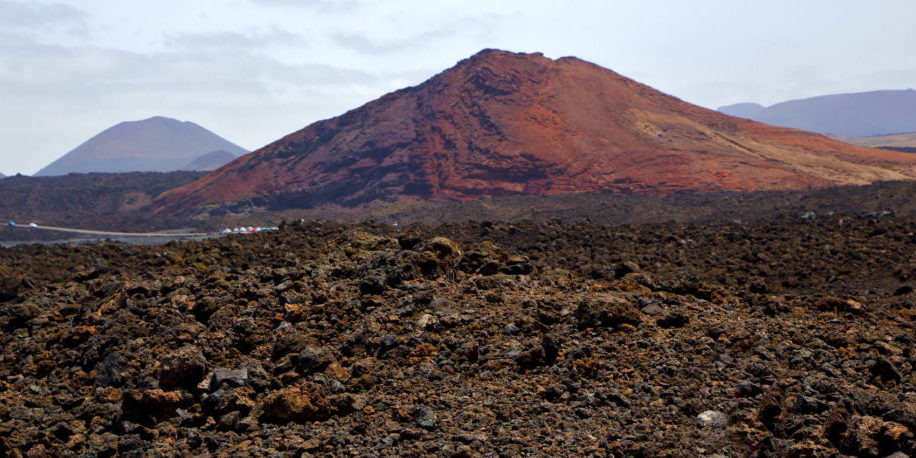 Trend Travel Yachting Timanfaya Park front