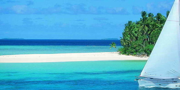 Trend Travel Yachting Tonga Insel