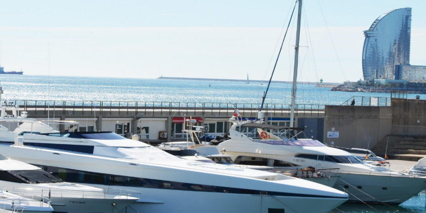 Yachtcharter Barcelona Port Olympia - Trend Travel Yachting