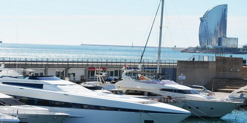 Yachtcharter Barcelona ab Port Olympia - Trend Travel Yachting
