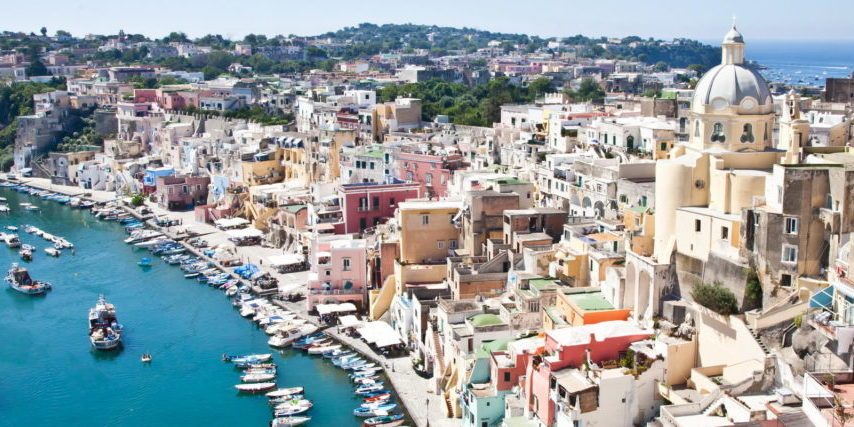 Yachtcharter Golf von Neapel - Procida - Trend Travel Yachting