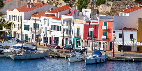 Yacthcharter Menorca Ab Mahon bei Trend Travel Yachting