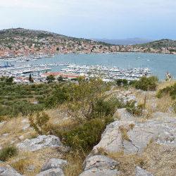 Yachtcharter Kroatien ab Pula und Split